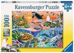 Puzzle 3 Beautiful Ocean 100 pcs