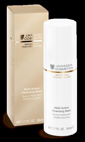 Мультифункциональный бальзам для очищения кожи,Janssen Multi action,  50 мл