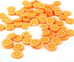 фимо палочки апельсин