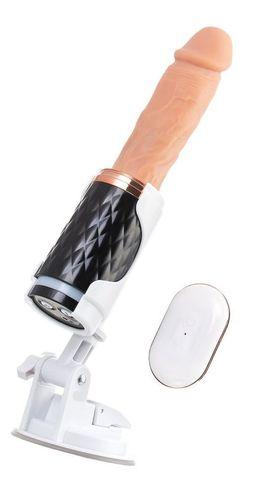 Черная секс-машина Sekster
