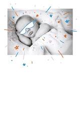 Открытка, С Днем рождения, Ребенок, 12,1 х 18.3 см, 1 шт.