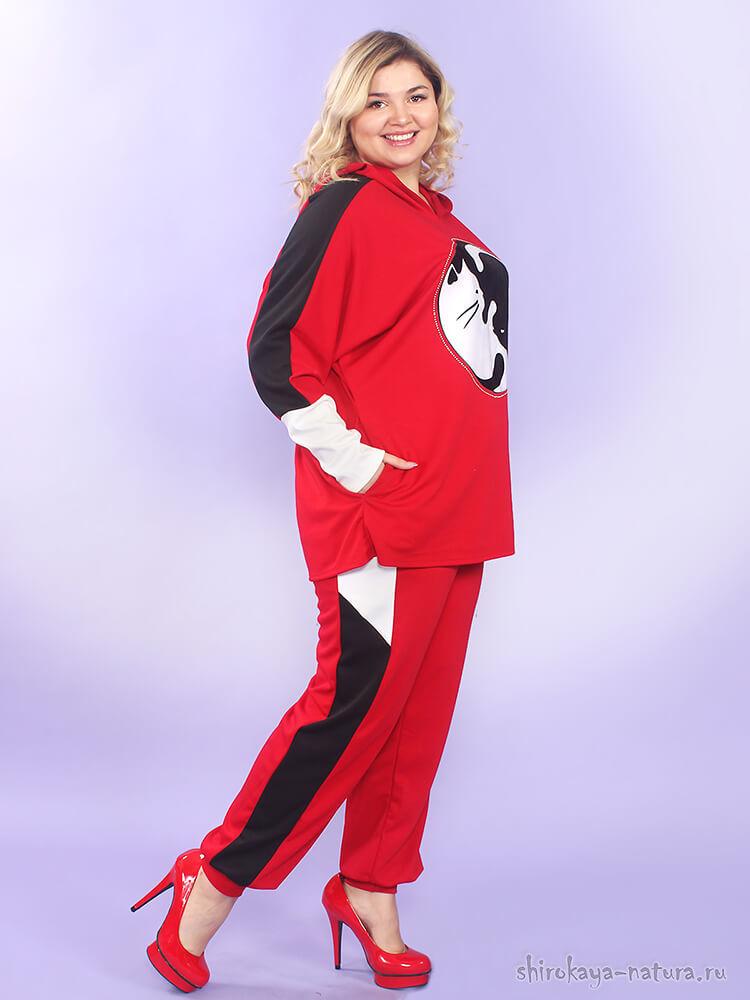 Спортивный костюм Кошки Инь-Янь