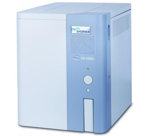 Гематологический автоматический анализатор Sysmex XS 1000i  60 проб Sysmex Corporation, Japan/Сисмекс Корпорейшн, Япония.