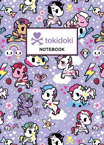 tokidoki. Блокнот