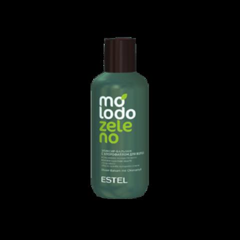 Эликсир-бальзам с хлорофиллом для волос ESTEL Molodo Zeleno, 200 мл