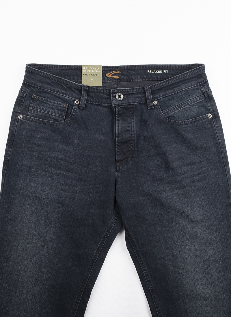 Джинсы Camel Active Woodstock Jeans 4886959+9943 indigo dark blue used
