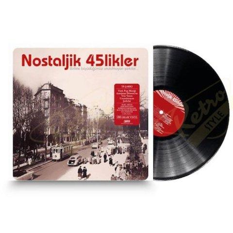 Vinil \ Пластинка \ Vynil NOSTALJİK 45'LİKLER / LP