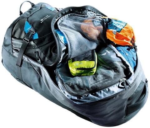 Картинка рюкзак для путешествий Deuter Traveller 80+10 рюкзак-сумка - 2