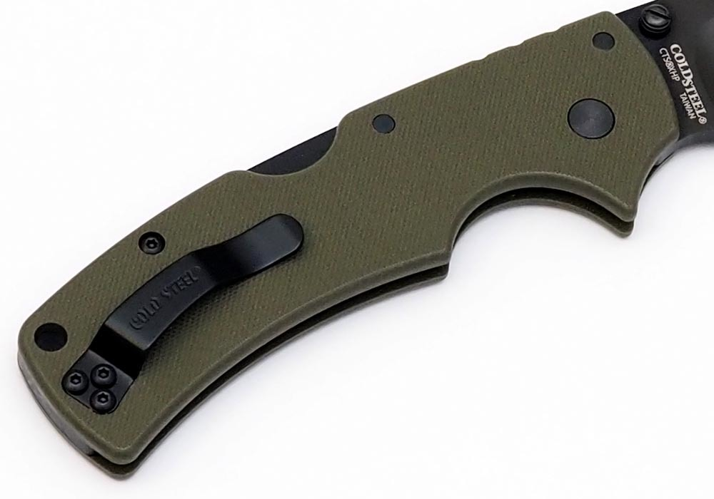 Нож Cold Steel American Lawman 58ALVG - фотография