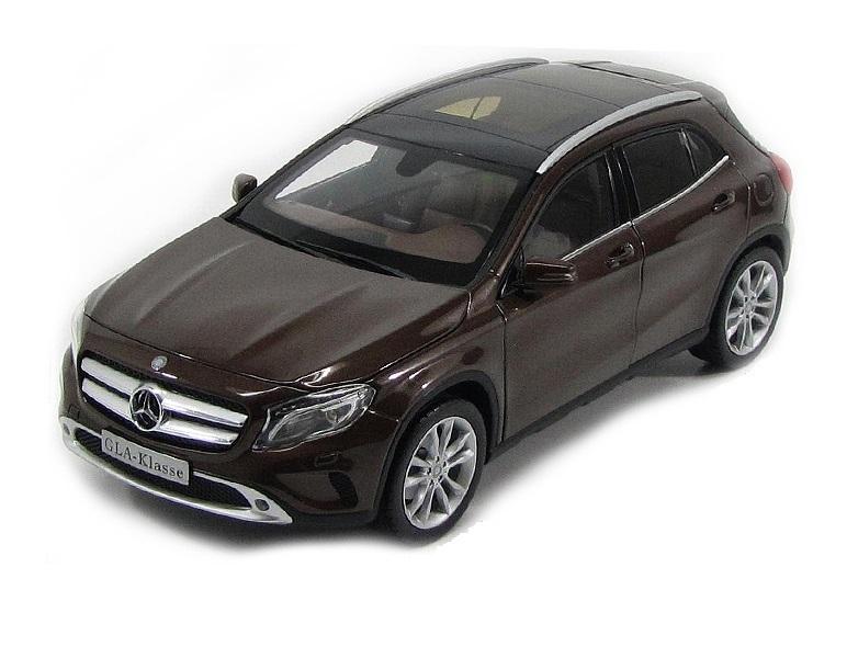 Коллекционная модель Mercedes-Benz X156 GLA-Class SUV 2013