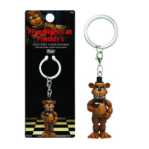 Брелок Funko Figural Keychain: FNAF: Freddy 8842