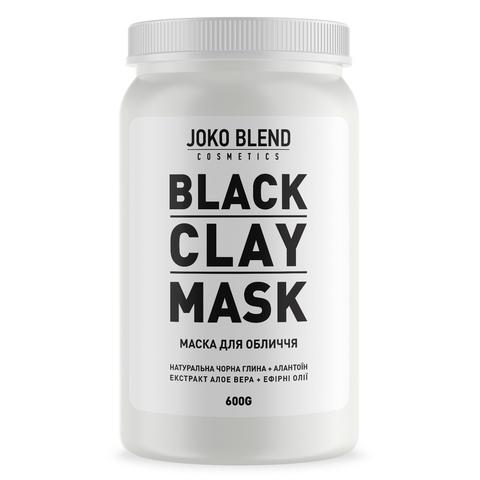 Чорна глиняна маска для обличчя Joko Blend 600 г (1)