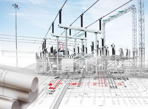 Проектирование и выполнение плана электроснабжения здания