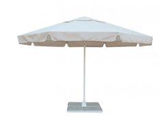 Зонт Ø 4,0 м с воланом (стальной каркас с подставкой, тент OXF 300D) ПК