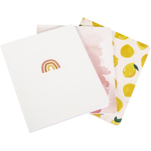 Тетради для альбомов Heidi Swapp Storyline Chapters Insert Book Set The Planner -3 шт