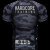 Рашгард Hardcore Training Night Camo S/S 2.0