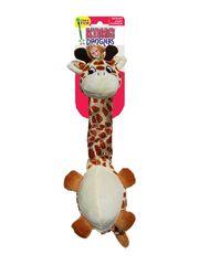 Игрушка для собак KONG  Danglers Жираф 62 см с шуршащей шеей