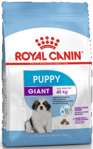 Giant Puppy - для щенков собак очень крупных размеров в возрасте с 2 до 8 месяцев