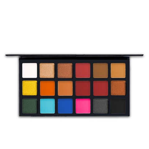 Sample Beauty The Cult Palette