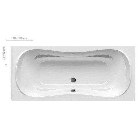 Ванна акриловая Ravak Campanula II 170x75 CA21000000