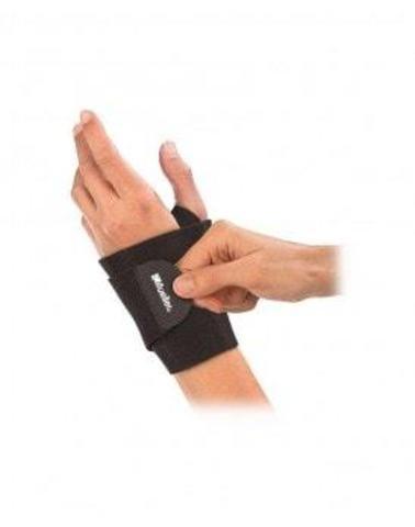 4505 Wrist Support Wrap Опоясывающий фиксатор запястья из неопрена.Черный