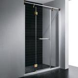 Душевая дверь RGW VI-02 130х195 02040213-18 прозрачное