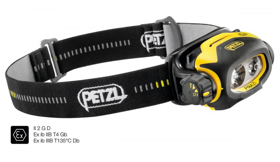 Налобный фонарь Pixa Z1