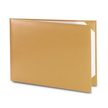 Обложка / корочка «Колор» для диплома или сертификата (бежевая)