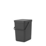 Ведро для мусора SORT&GO 25л, артикул 129940, производитель - Brabantia