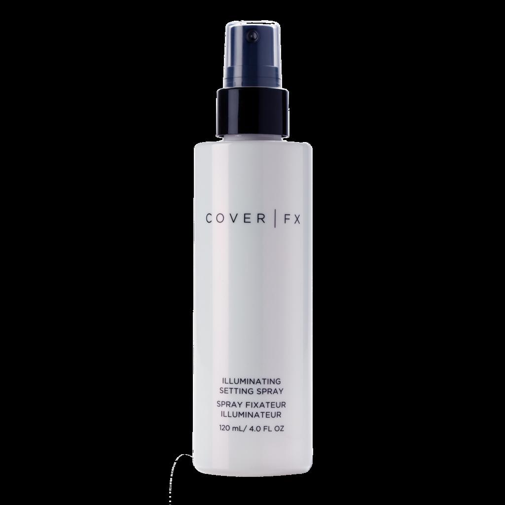 Иллюминирующий фиксатор для макияжа Illuminating Setting Spray