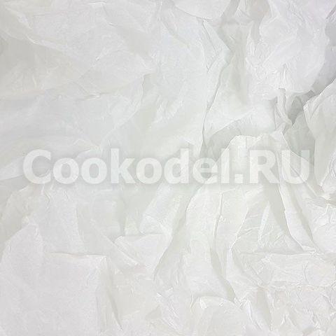 Бумага тишью Белый 10 листов