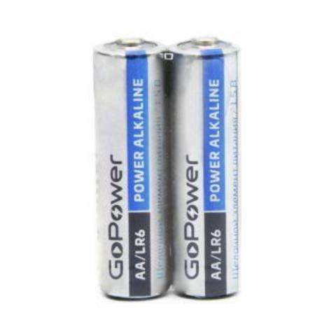Батарейки GoPower LR6-S2 (1/20/400)