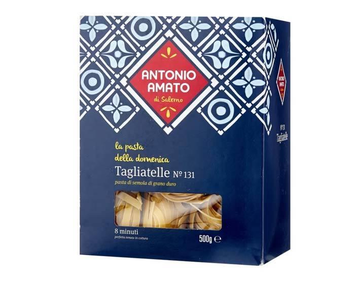 Antonio Amato Макароны Tagliatelle №131, 500 г