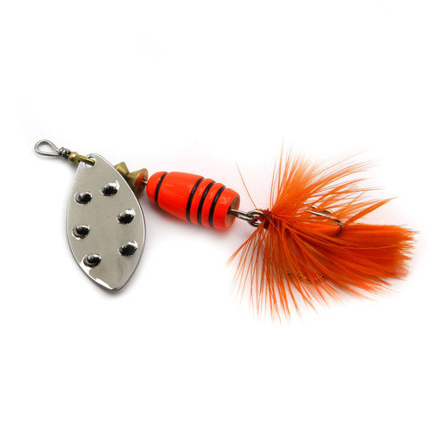 Блесна Extreme Fishing Total Obsession №3 9g 13-FluoOrange/S