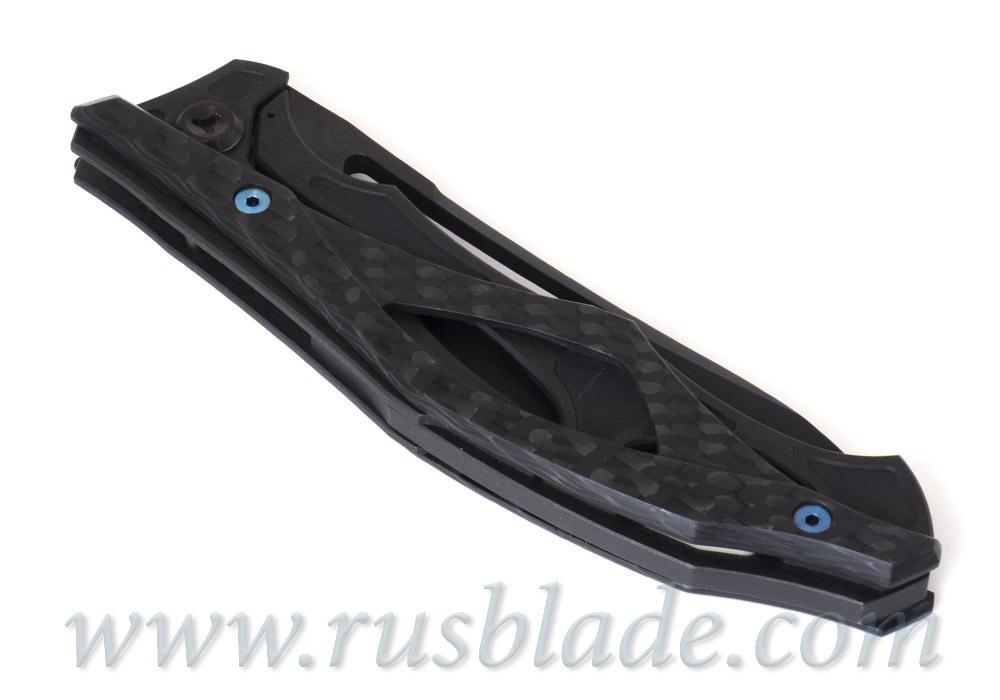 Full custom Sinkevich Karkas folding knife #4 - фотография