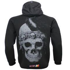 Осенняя Куртка черная Yakuza Premium 3083