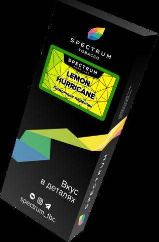 Табак Spectrum Hard Line Lemon Hurricane (Лимонный Ураган) 100г