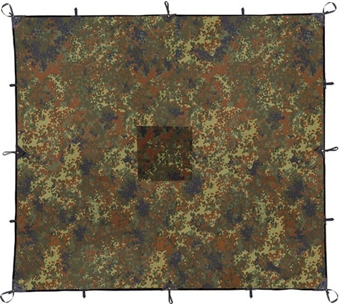 Картинка тент Tengu Mark 1.72 T 33 flecktarn, 3x3m  - 1