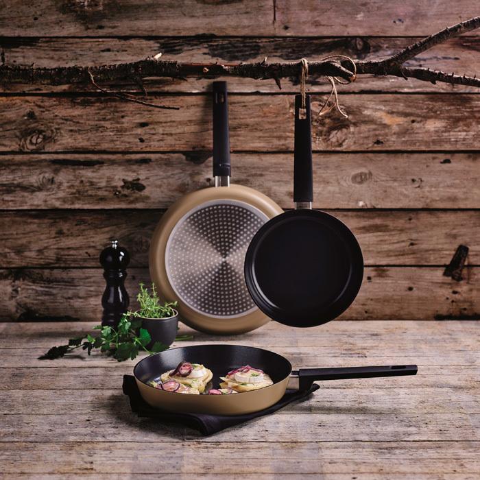Сковорода антипригарная DISCOVERY (24 см)
