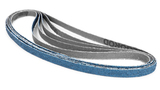Лента MESSER бесконечная шлифовальная 9х533 #40 (циркониевый электрокорунд) 5 шт