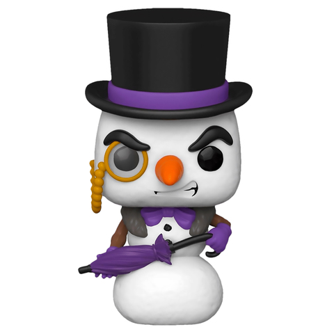 Фигурка Funko POP! Vinyl: DC: Holiday: Penguin Snowman (Exc) 51674