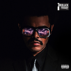 Виниловая пластинка. The Weeknd - After Hours Remixes EP (Black Vinyl)