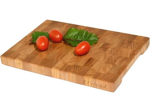Разделочная  доска торцевая из ясеня  кухонная ручной работы столярная мастерская EtWood