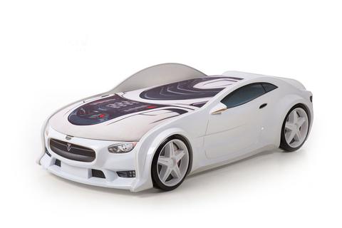 Кровать-машина объемная (3d) NEO