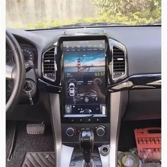 Магнитола Chevrolet Captiva 2012-2015 (стиль Tesla) Android 9.0 4/64GB IPS DSP модель ZF-1803-DSP