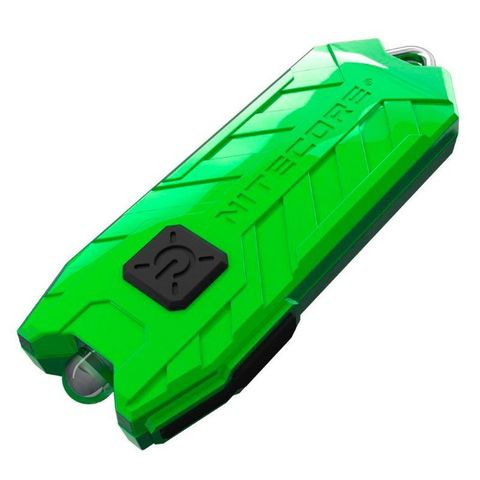 Фонарь брелок Nitecore Tube зеленый лам.:светодиод.x1 (16449)