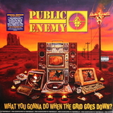 Public Enemy / What You Gonna Do When The Grid Goes Down (LP)