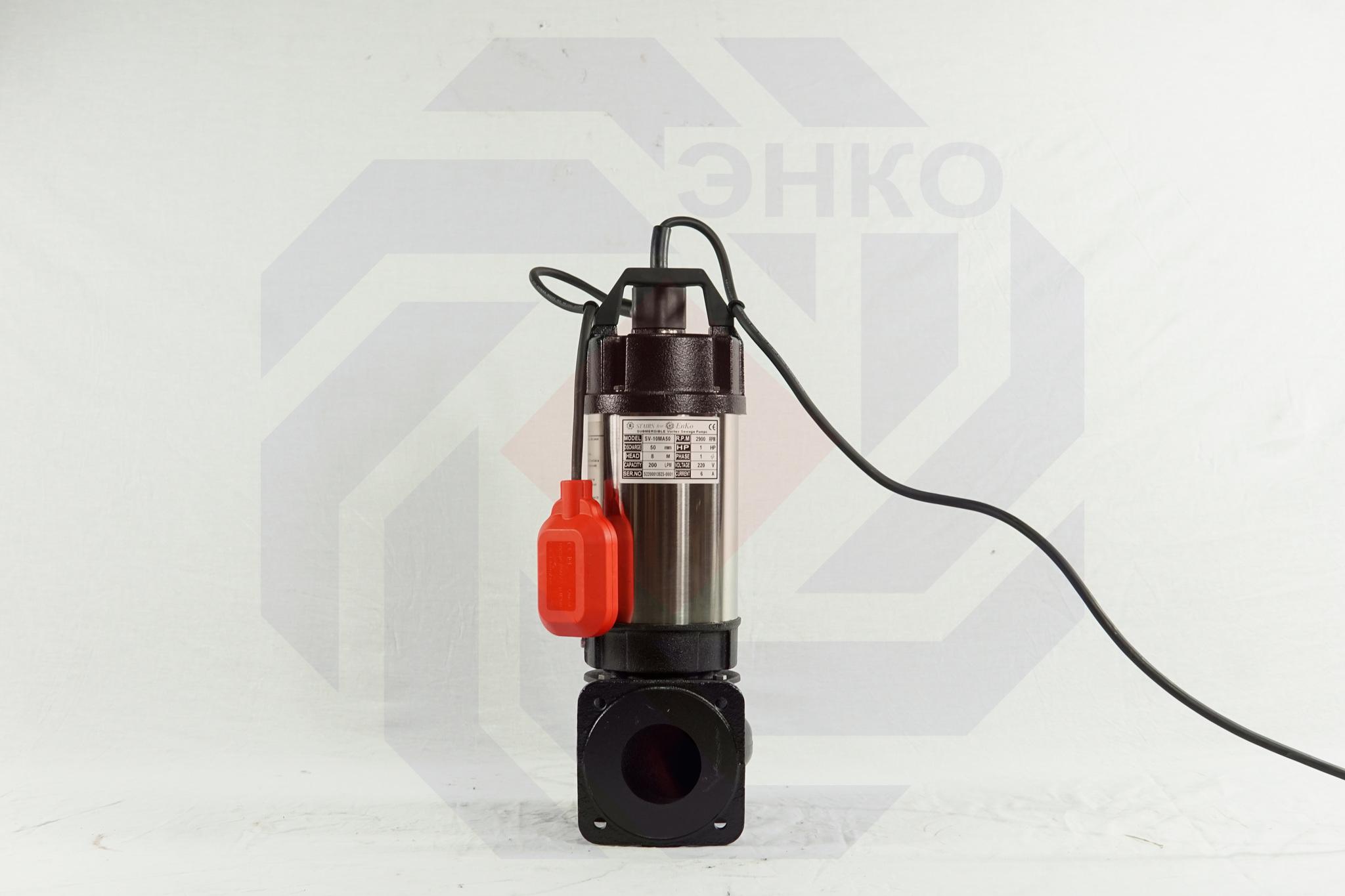Насос канализационный STAIRS SV-10-50