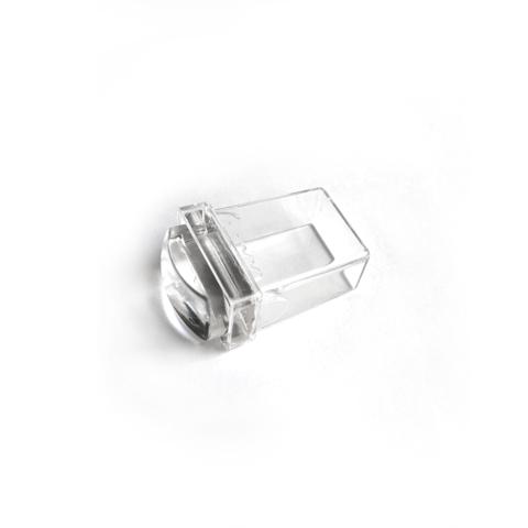 LESLY Односторонний прозраный штамп Mini Rectangle