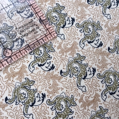 Ткань для пэчворка, хлопок 100% (арт. WF0410)